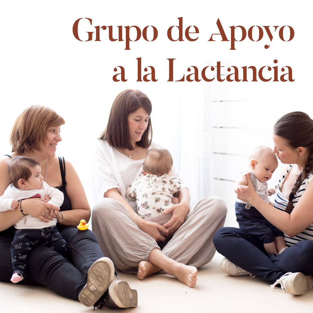 Grupo de Apoyo a Lactancia Materna gratis