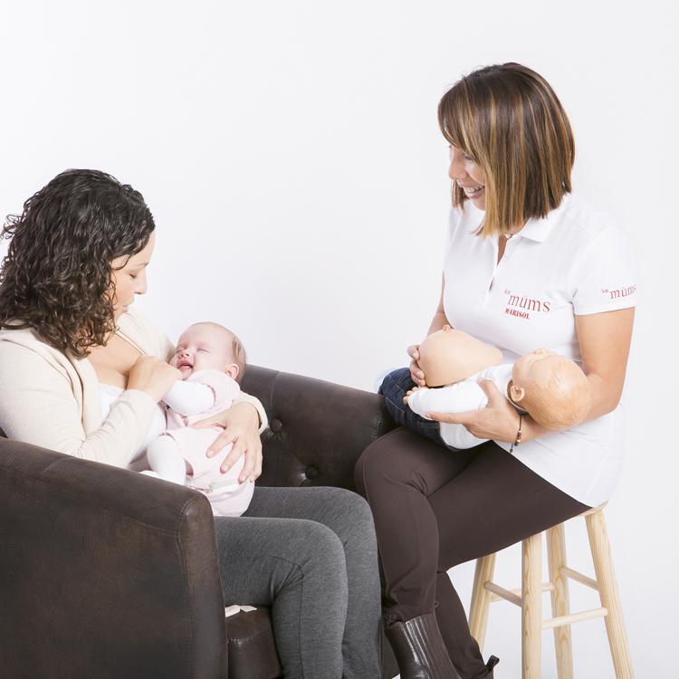 visita privada lactancia materna