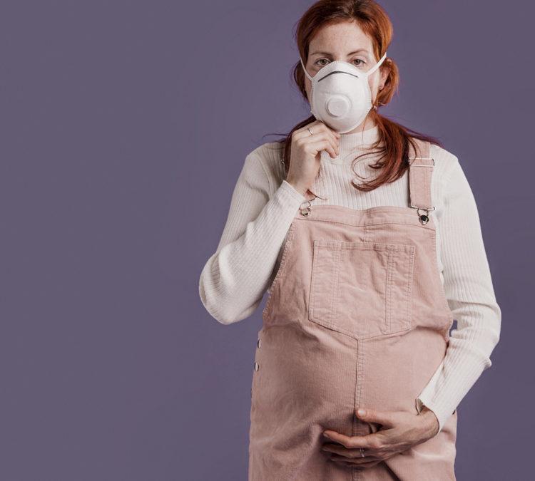 Coronavirus y embarazo, parto y lactancia